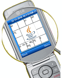 Astrology in java mobile phones