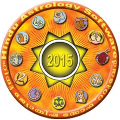 Computer astrology software - PROPHET - Malayalam Hindi Tamil